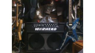 Randall  WarHead アンプをまた弾いてみた とレビュー的なやつ