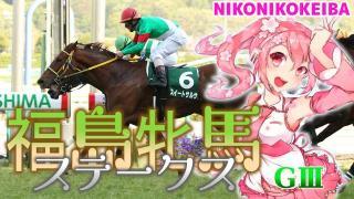 【競馬】福島牝馬S(G3)&東京 メトロポリタンS(OP)【一瞬の閃きは馬鹿になる】