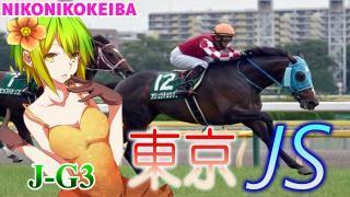 【競馬】東京JS(J-G3)&新馬戦【ミクミクにしてやんよ】