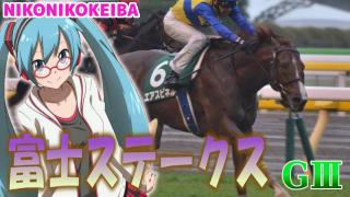 【競馬】東京 富士S(G3)【おみくじ感覚】