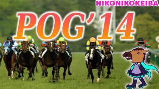 【競馬】手羽先のPOG2014リスト【新しい世代】