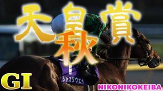 【競馬】東京 天皇賞・秋(G1)【若き旋風と強者と古馬の意地】