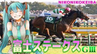 【競馬】東京 富士S(G3)【紐荒れ期待】