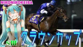 【地方競馬】川崎 クラウンC(S3)【MMD】