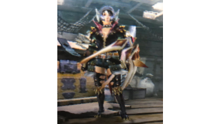 MHXXスキュラ弓用防具(スキルテンプレセット)