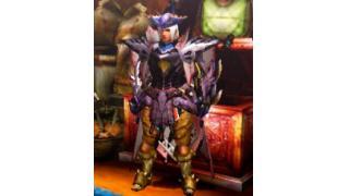 【MH4G】キリン用爆破チャクス防具【動画参照】