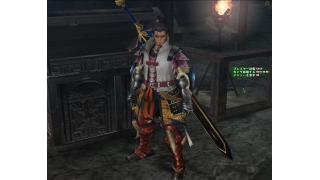 【MHF】(仮)集中、溜め威力、絶対防御入り大剣装備
