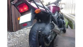 バイクのエンジンがかからなくて焦った