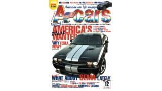 【index】A cars 2011年12月号