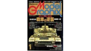 【index】モデルグラフィックス1995年01月号