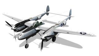 【雑記】ブリタニアとかP-38とか