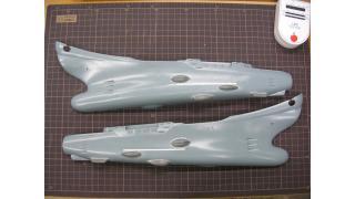 【模型】バンダイ イメージモデル 宇宙戦艦ヤマトの制作②