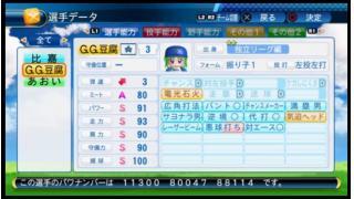 【パワプロ2016】独立リーグ編野手育成