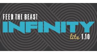 FTB Infinity Lite1.10やってみました詐欺