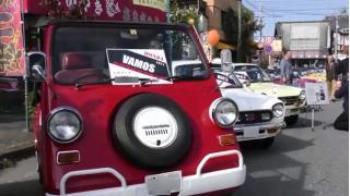 ふるさとの祭典市&第8回寄居町交通安全クラシックカーパレード