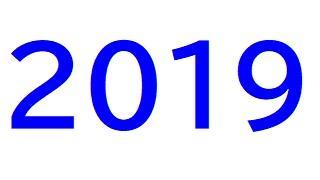 2019 今年の振り返り