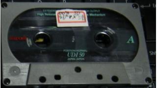 片付け日記3⃣ カセットテープをSDカードにダビング ラジオ番組録音