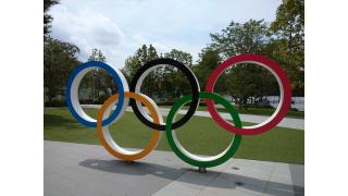 現在の国立競技場 -オリンピックスタジアム- 周辺風景