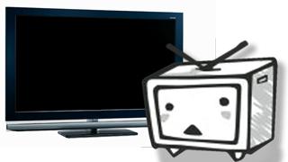 ニコニコ動画の再生数とテレビの視聴率は比較できるのか、調べてみました。