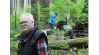 日系人の集落を発掘、カナダ・シーモア山 森の中の秘密の入植地