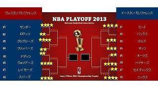 NBA観戦記[2013/05/04]