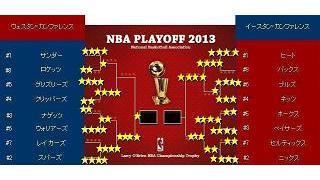 NBA観戦記[2013/06/07]