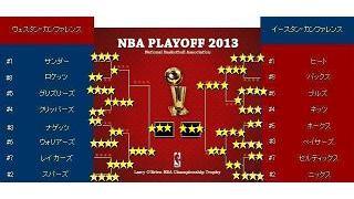 NBA観戦記[2013/06/19]
