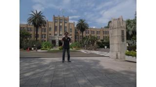 九州で最も古い宮崎県庁本館を見学しました