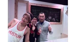 舞台「My Cafe'の閉店」を最終日(3月26日)に 見に行ってきました