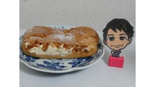 セブンイレブンのスイーツ 7i Delicious Sweet「生キャラメルエクレア」