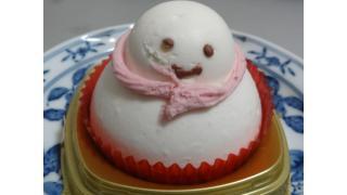セブンイレブンのスイーツ 7i Delicious Sweet「雪の子ムースケーキ」