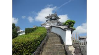 【日本百名城巡り】掛川城【其の四十二】