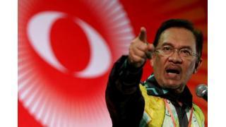 ▼21Jan時事通信|アンワル氏、日本入国拒否される=マレーシアの野党指導者