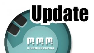 MikuMikuMoving V2 ベータ0.1.0.1