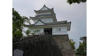 城巡り33~小田原城