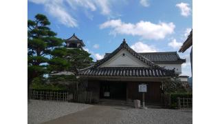 城巡り38~高知城(再訪)