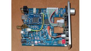 【オーディオ】USB DAC「UDAC32R」をバラしてみた