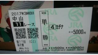 【馬券回顧】第77回皐月賞・クリンチャー藤岡祐介はほぼ完璧に乗ったし馬も強かった