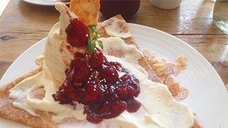 【ベホイミのグルメ】男だってパフェやクレープが食べたい!東京・渋谷「シルクレーム」