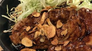 【ベホイミのグルメ】おせちもいいけどやっぱ肉。ヨドバシアキバ「東京トンテキ」
