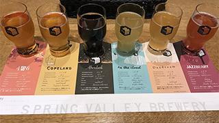 【ベホイミのグルメ】キリンが誇るクラフトビールの発信拠点!東京・代官山「スプリングバレーブルワリー」