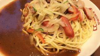 【ベホイミのグルメ】ココイチの名古屋めし。東京・新橋「パスタ・デ・ココ」のあんかけスパゲッティ