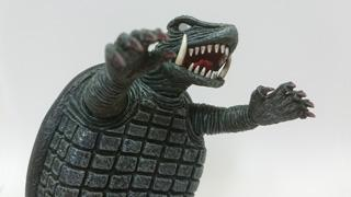 復活の大怪獣ガメラ 前編