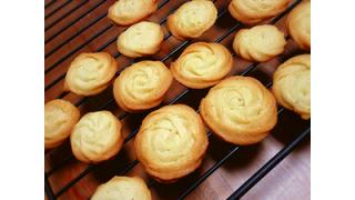 搾り出しクッキーレシピ