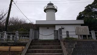 千葉外房の崖と灯台めぐり