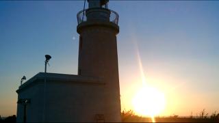今年訪れた場所その6「洲埼灯台」