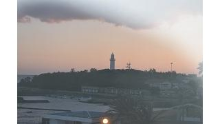 千葉県の野島崎で夜の灯台を撮る