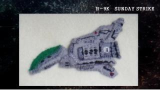 R戦闘機101機フェルト化計画【10機目】
