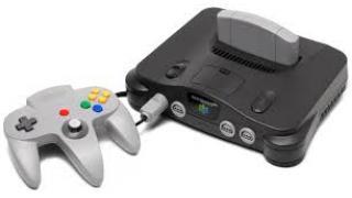 Nintendo64 所持リスト