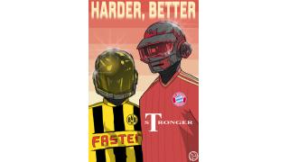 【W杯】最強のドイツ 「陰と陽、2つを兼ね備えた最強のフットボールチームから考える日本への提言」3